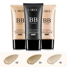 1pcs BB Cream & CC Creams Face Base Foundation Concealer Multi Solutions Balm Sunscreen Whitening