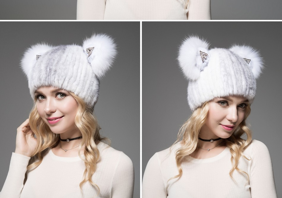 cat ear hat female winter PCM020 (12)