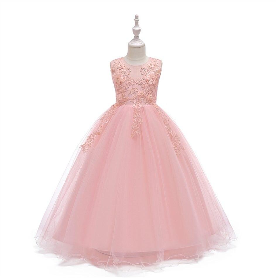 Girl Princess Dress (8)