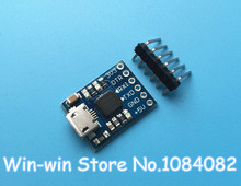 CJMCU CP2102 MICRO USB to UART TTL Module 6Pin Serial Converter UART STC Replace FT232(China)