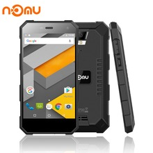 Nomu S10 5.0 inch Smartphone Android 6.0 Waterproof Cellphone MTK6737T Dual Core 2G RAM 16G ROM 4G LTE GPS 5000mAh Mobile Phone