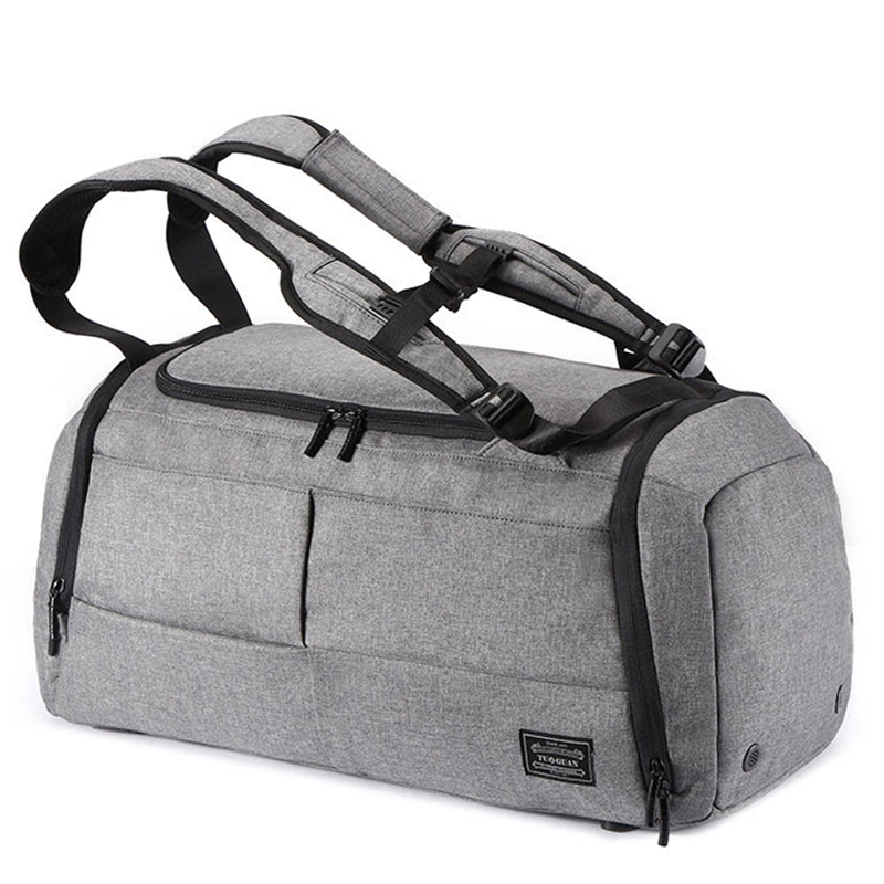 Multifunction Men Travel Bag Anti Theft Male Portable Travel Duffel Bags for Man Large Capacity Shoulder