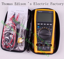 Original Vichy VC99 3 6/7 Auto range digital multimeter have bag Hot sale better  17B+  meter