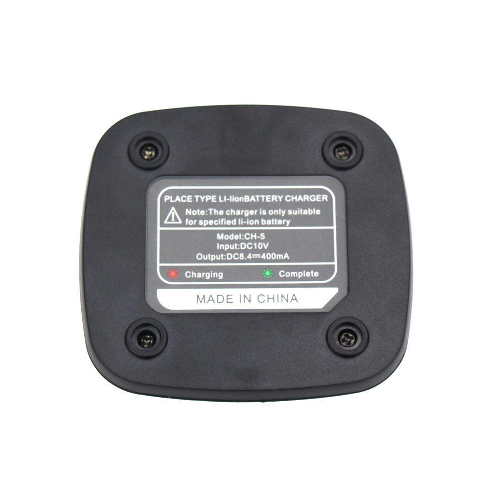 Baofeng Walike Talkie Charger Base for Baofeng GT-3 GT-3TP GT3 GT3TP &GT-3 Mark-II Mark-III Two Way Radio with Adapter