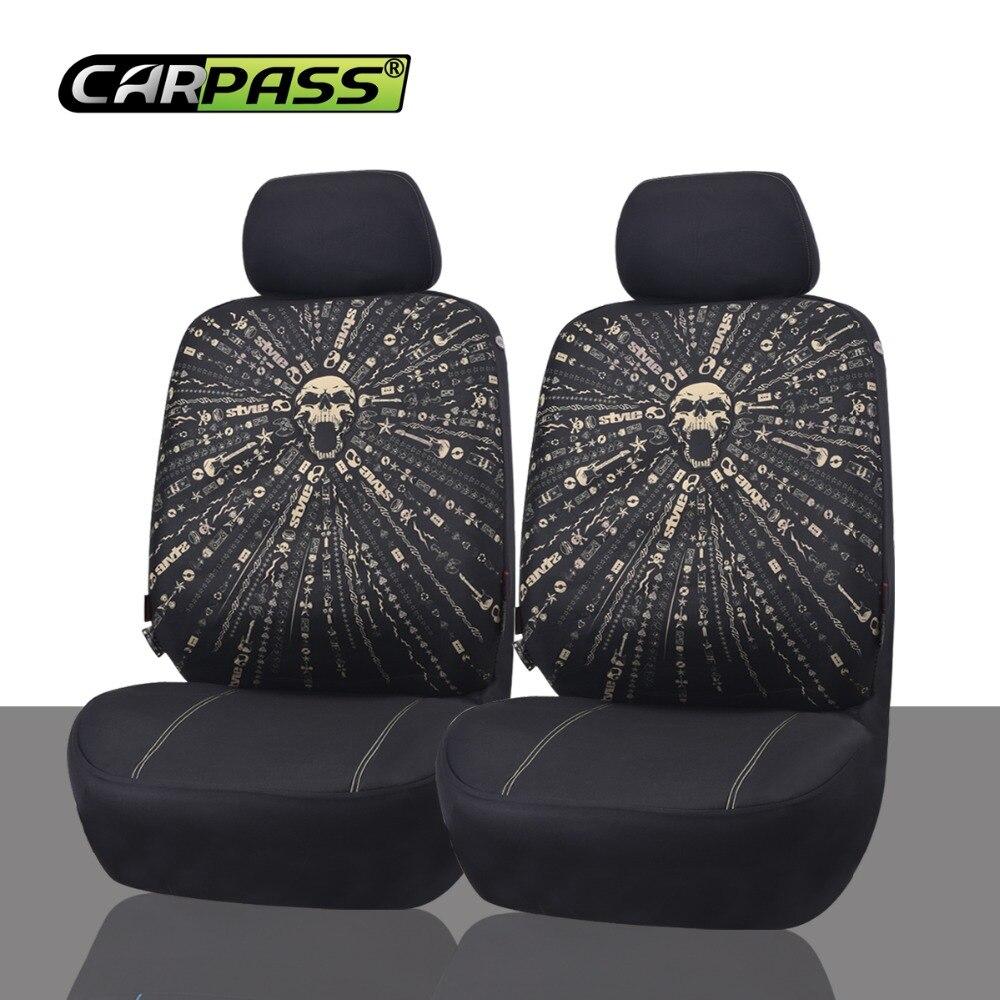 Car-Pass Car Seat Covers Танымал 2 Алдыңғы әдемі - Автокөліктің ішкі керек-жарақтары - фото 1