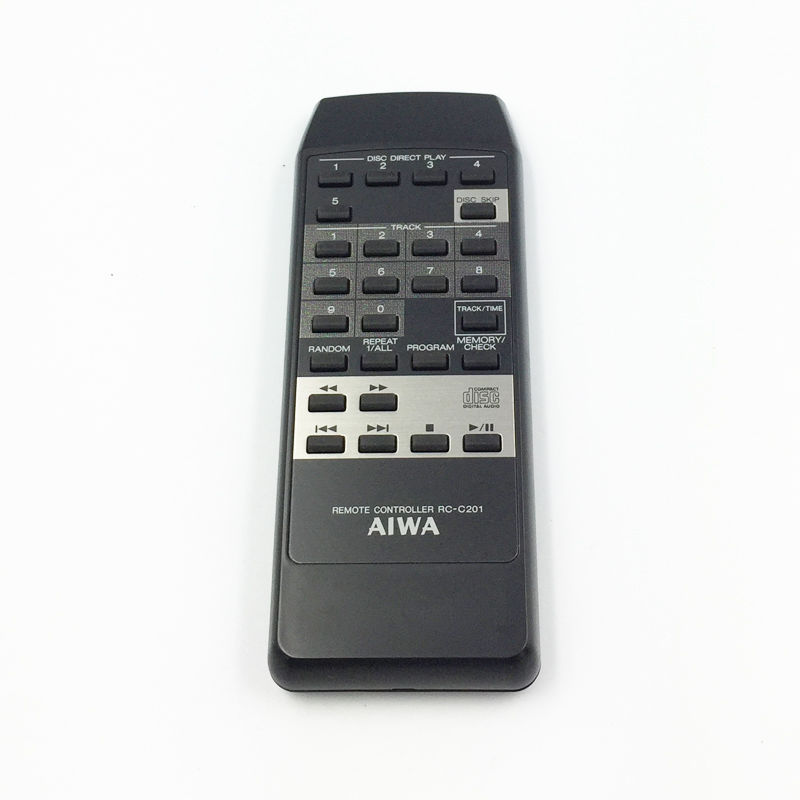 New Replacement Original For font b AIWA b font CD Player Remote Control RC C201
