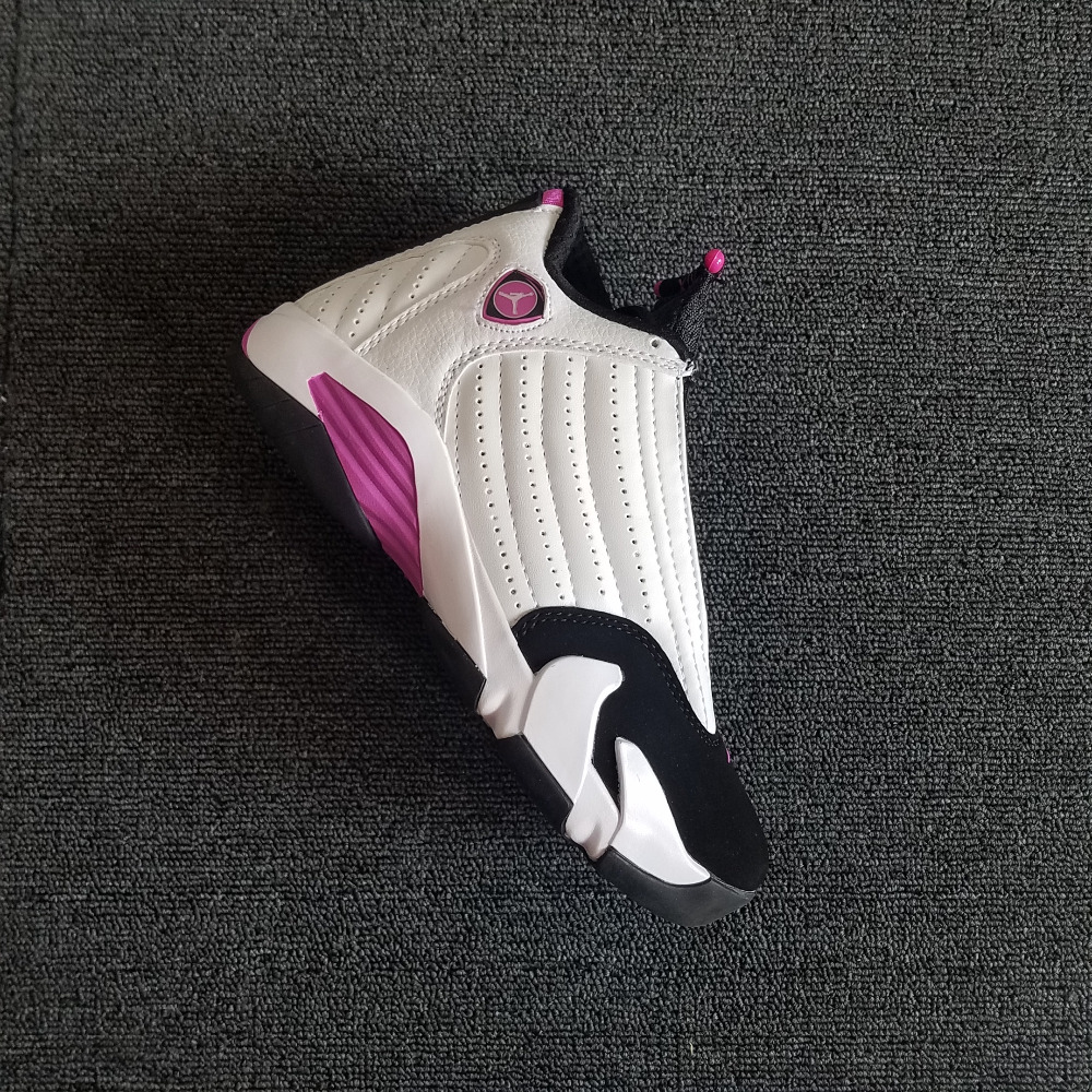 buy popular f6104 a1e52 US $62.32 21% OFF  2018 Jordan 14 women Basketball Shoes 14 Sneaker Sport  Shoes comprehensive Breathable Height Increasing 36 40-in Basketball Shoes  ...