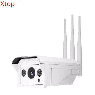 Étanche IP661080P 960 P SIM Carte 3G 4G Caméra IP WIFI En Plein Air HD Bullet Caméra Sans Fil de Vision Nocturne IR 30 M avec TF Carte Slot