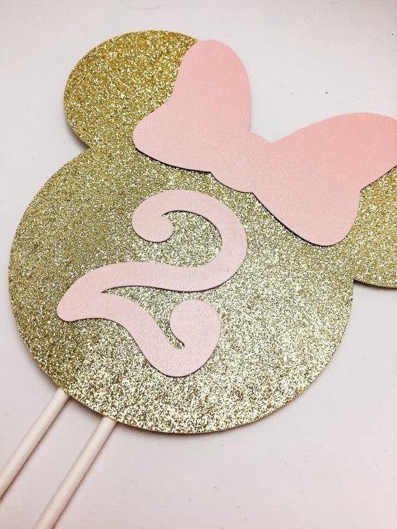 Minnie Mouse Cake Decorating Kit