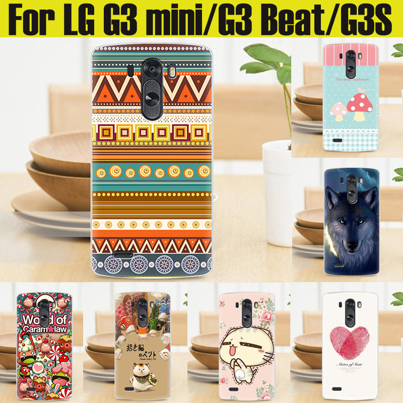 JURCHEN Case For LG G3S G3 S G3...
