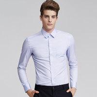 MRMT 2018 Brand White Shirt Men S Long Sleeve Slim Shirt Business Suit Professional Work Solid