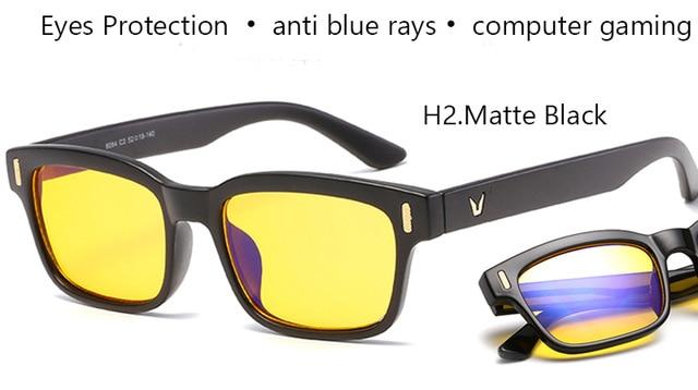 Matte Black-Yellow