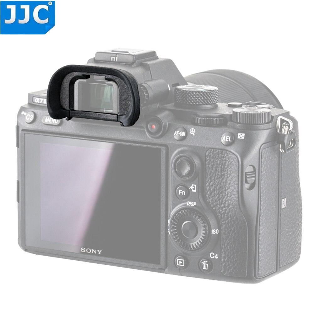 JJC cámara ocular de visor Protector de Eyecup para Sony a7 II/a7 III/a7R/a7R II/ a7R III/a7S/a9/a99 II sustituye a FDA-EP18