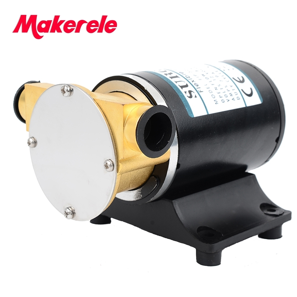 Automatic Mini Yacht Bilge Deck Cleaning Engine Cooling Self-priming Water Pump Impeller FIP-3200 12V 24V Filter Accessories fip 3200 12v 24v dc gear pump refueling self priming diesel pump miniature lubricating oil pumping pump mini filter accessories
