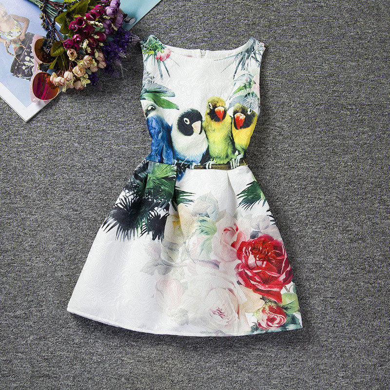 Flower Girls Dress Summer 2017 Girl Children Clothing Brand Clothes Kids Dress for Princess Holiday Party Wedding Toddler Spring комплектующие к инструментам imc tools