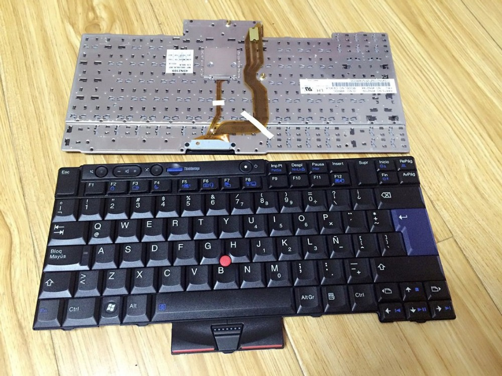 New Laptop keyboard for IBM T410I  T420 T510 T520 W510 W520 X220i T410 LA/Latin  layout new laptop keyboard for lenovo thinkpad t410 t420 x220 t510 t510i t520 t520i w510 w520 series laptop keyboard us layout