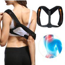 Adjustable Posture Corrector Under Clothes Design for Women and Men - Upper Back Brace Helps Support Vest Correct Postures