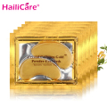 50 Pairs Crystal Collagen Gold Powder Eye Mask Crystal Eye Mask Top Quality Anti Aging Eyelid Patch Moisture Crystal Eyes Care