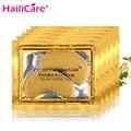 50 Pares del Colágeno Cristalino Del Polvo Del Oro Eye Mask Crystal Eye máscara de Alta Calidad Anti Envejecimiento Párpado Patch Humedad Crystal Eyes cuidado