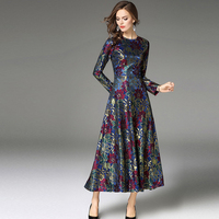 2017 Summer Fashion Brand Women S OL Office Dress High Quality V Neck Sleeveless Slim Striped