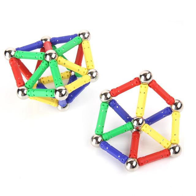 Magnetic Construction Set