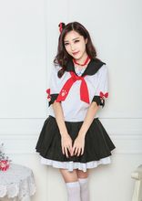 Halloween Girl students cosplay costume pussy JK erotic disfraces adulto Clothing game costume for women fancy costume