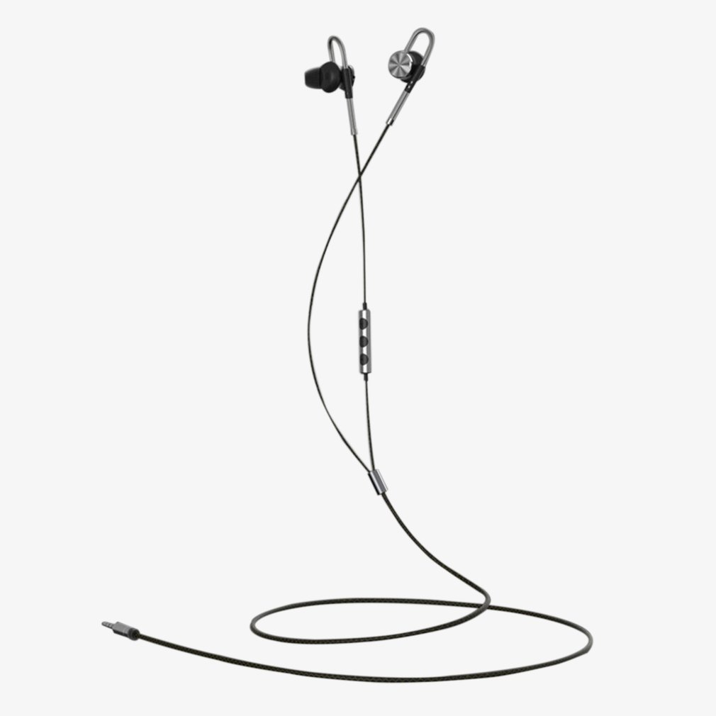 Universal Heavy Bass Wired Earphones With Microphone Magical Sound Popular In Ear Headset for Apple for Android System