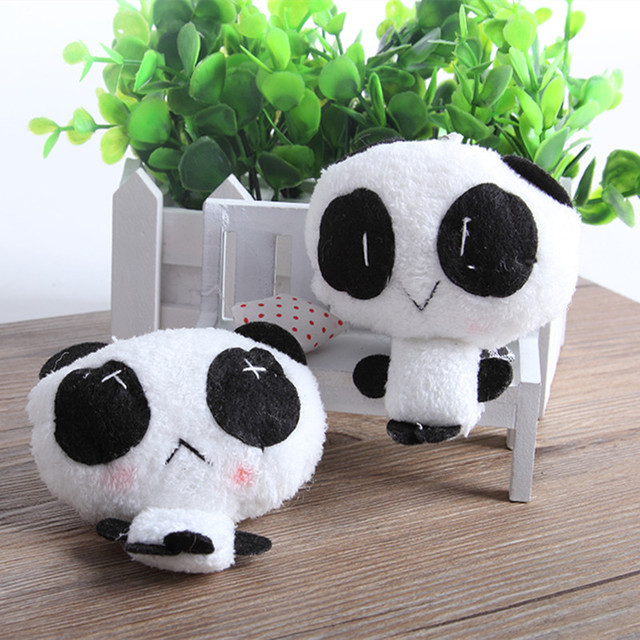Kawaii Hot Korea Stuffed Anime Plush Toys The panda Pororo,Christmas Gift, Brand Toy panda Dolls, kid Gifts