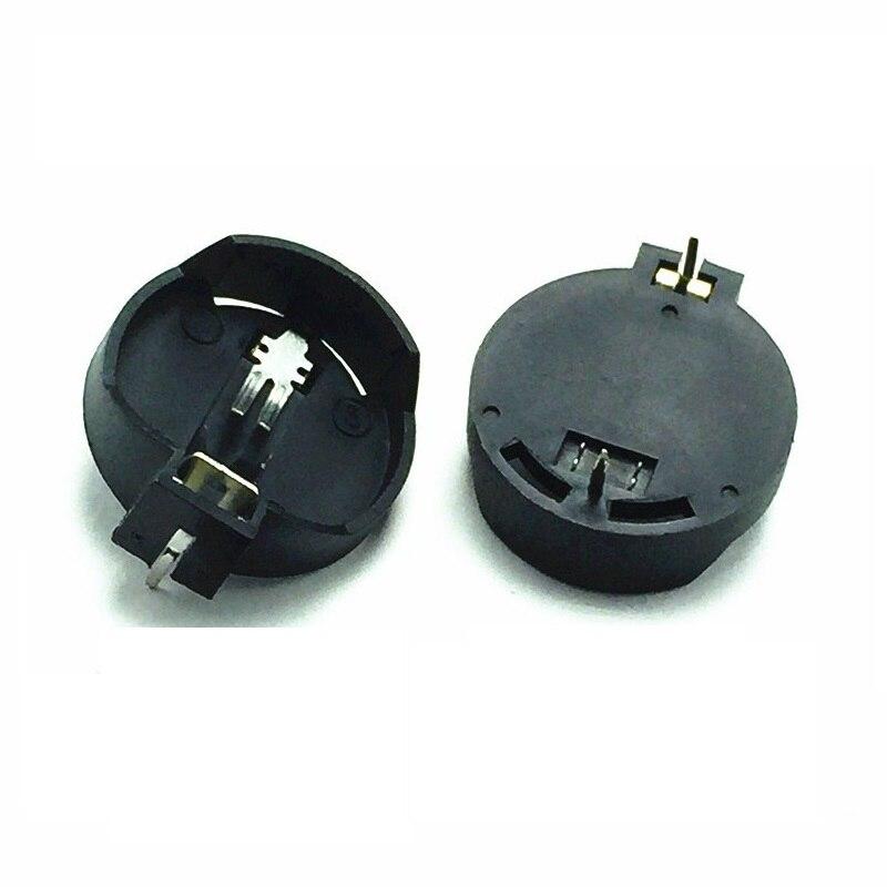 CR2032 Монета Кнопка элементная литий Батарея Дело держатель Box База разъем