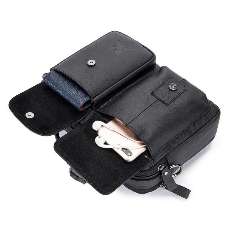HTB12OA4PNnaK1RjSZFBq6AW7VXaA Men Business Briefcase Vintage Genuine Leather Laptop Messenger Bag Cowhide Big Capacity Tote Office Handbag Men Briefcase