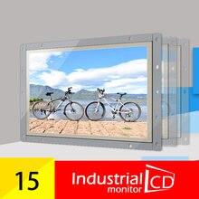 M156-OF01R/faismars 15.6 polegada 16:9 quadro aberto hd touchscreen lcd monitor alto-falantes embutidos/15.6 polegada resistência monitor de toque
