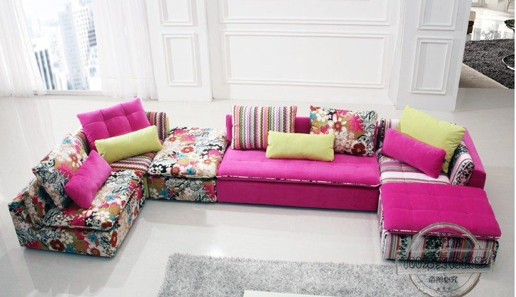 Modern Colorful Sofas ~ Best Of Home Design Ideas