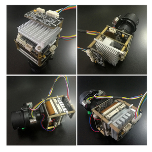 H.265 4K 12MP Starlight UHD IP PTZ сетевая камера модуль Плата 3X Zoom 3,6-11 мм Моторизованный объектив Sony IMX226 Onvif