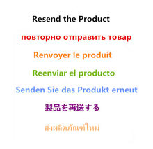 Only For Resend The product for you order.Pls conract Us Before You order This ,Thank you(China)