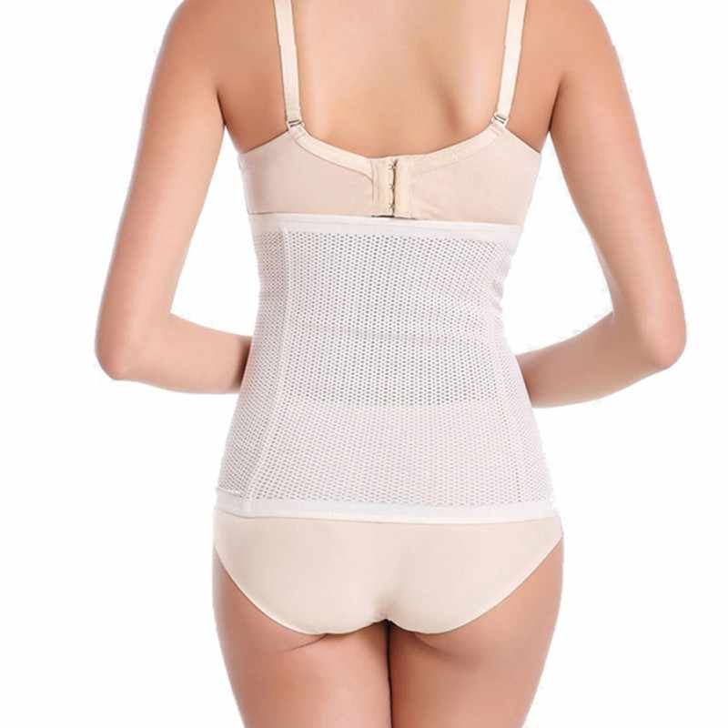 e61436318e87d Body Shaper Underbust Rubber Waist Corset Waist Trainer Latex Steel Bone  Slim Belt Women Waist Cincher