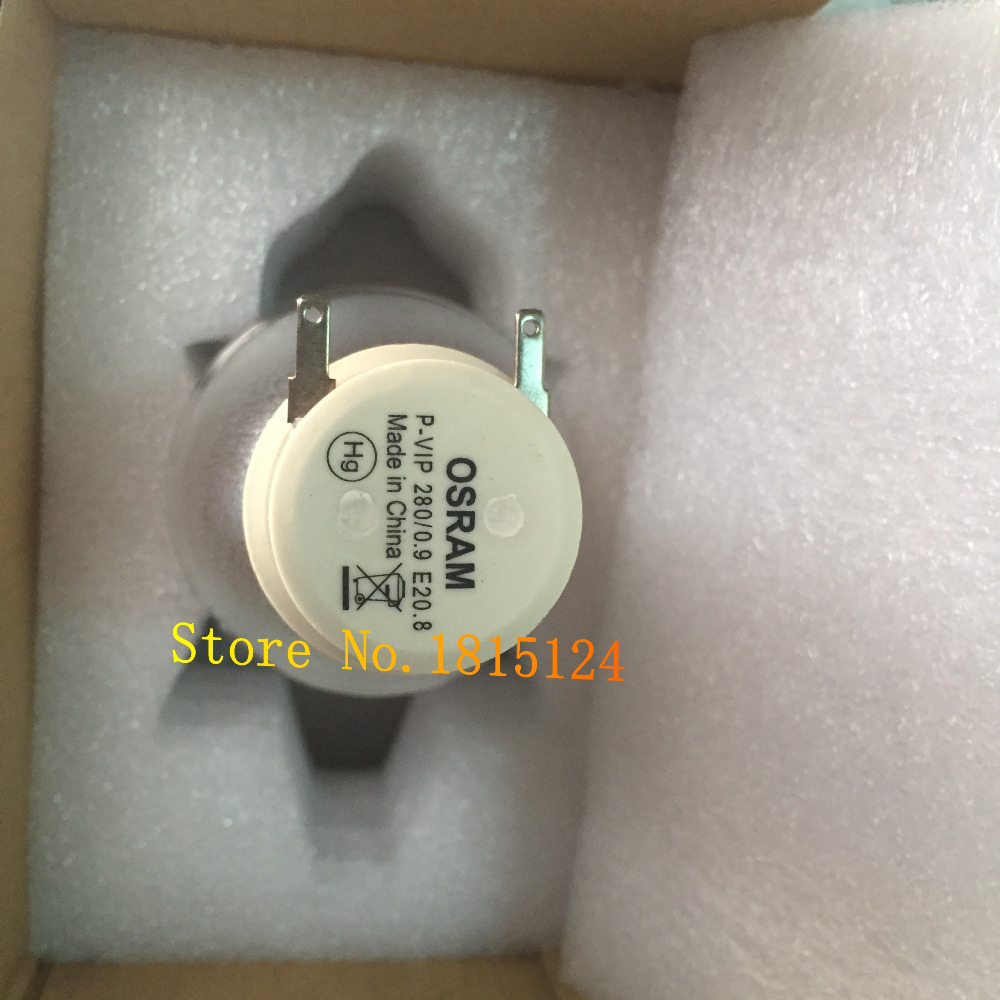 Original projector lamp bulb P-VIP 280/0.9 E20.8 / SP-LAMP-078 for InFocus IN3124, IN3126, and IN3128HD Network Projectors. cpr training manikin simulator medical training manikins medical training manikins central venous injection model gasen csm0002