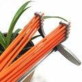 Телескопическая DIY Творческий Рогатка проецирования открытый стрельба игрушка охота инструмент 16 Связки резины Мощный Мощность Тип педали