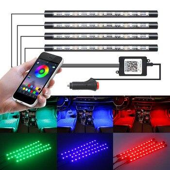 Ταινίες LED Strips Decorative Αυτοκίνητο - Μοτοσυκλέτα MSOW