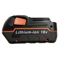 For AEG Ridgid Power Tools Batteries 18V 4 0AH 4000 MAh Li Ion B1820R L1830R L1815R