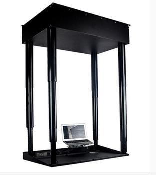 Bar DJ electric lift frame 2 meters travel mixer remote control lifting column super load lifter