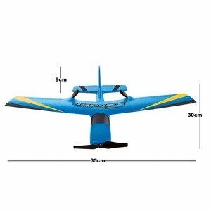 Image 5 - Z50 RC Plane EPP Foam Glider Airplane Gyro 2.4G 2CH  RTF Remote Control Wingspan Aircraft Funny Boys Airplanes Interesting Toys