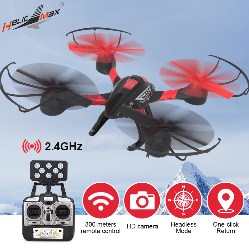 HeLX MaX 1315 Four-Axis Remote Control Aircraft Drone Helicopter Drones With Camera Hd Shoot Picture Drone Outdoor Toys rc drone hd camera 2 4g 6 axis gyro remote control s9 s8 aircraft helicopter drones white black dron vs xs809w