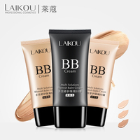 Merk Koreaanse LAIKOU BB Cream Concealer Hydraterende Foundation Make Blote Whitening Gezicht Beauty Make Up Cover Concealer
