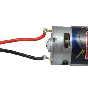 Image 3 - Mxfans RC Vehicle 550 Electric Brushed Motor 3975 3975R 3mm Output Shaft 21T 16.8V for Traxxas Titan Replacement Parts