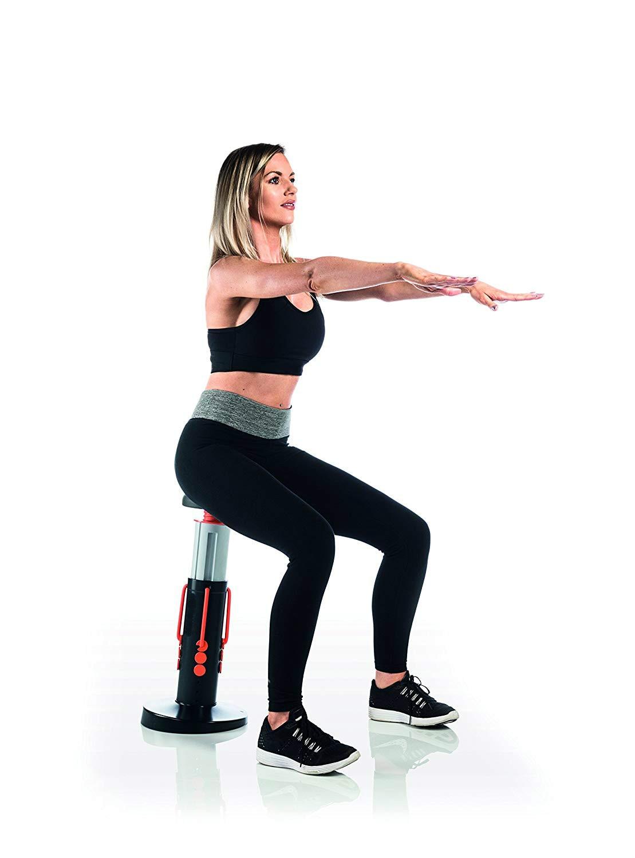 Squat magic home gym workout sculpt abs butt core legs