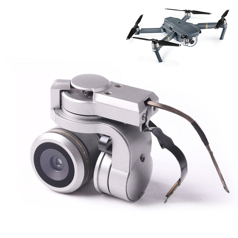 Genuine Repair Part DJI Mavic Pro Gimbal Camera FPV HD 4K Cam For Drone Lens for DJI Mavic Pro Gimbal Camera HD Video RC Drone dji mavic pro platinum fly more combo 1080p with 4k video camera drone rc helicopter fpv quadcopter original