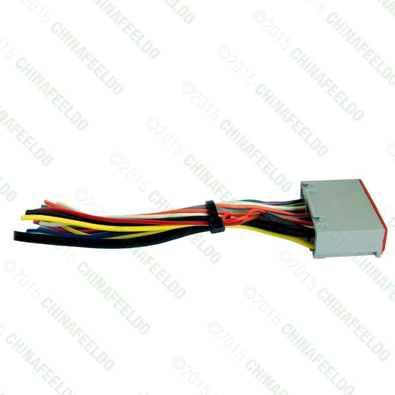 Ford escape stereo wiring harness adapters