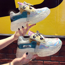 Ins Fashion Sneakers Women Shoes New