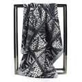 Lenços Quadrados para as mulheres Trabalham o Desgaste Marca de Moda de luxo Designer de Cachecol De Cetim Leopardo Padrão de grade Presente Bandana Hijabs