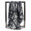 Lujo Square Pañuelos para las mujeres del Desgaste del Trabajo de Moda Diseñador de La Marca Bufanda de Raso Leopardo Patrón de rejilla Regalo Pañuelo Hijabs